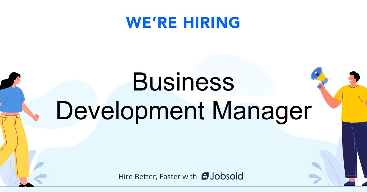 Business Development Manager Vib