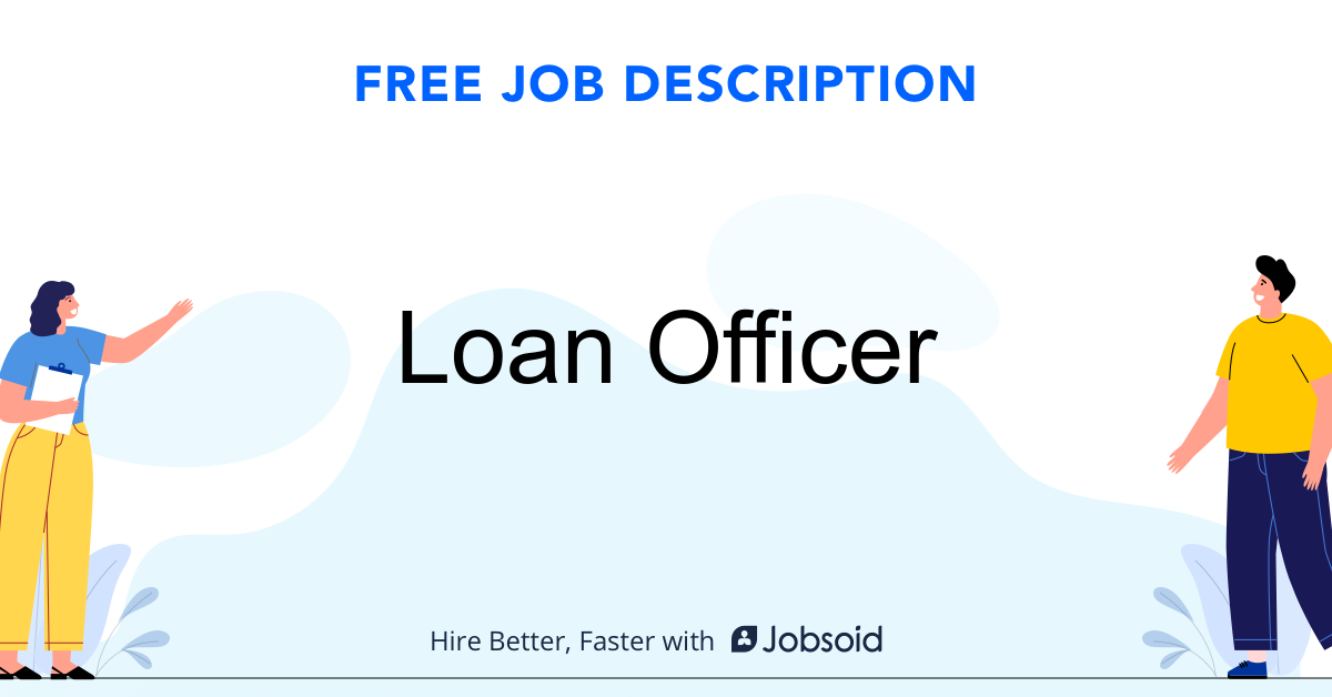 Loan Officer Job Description - Image
