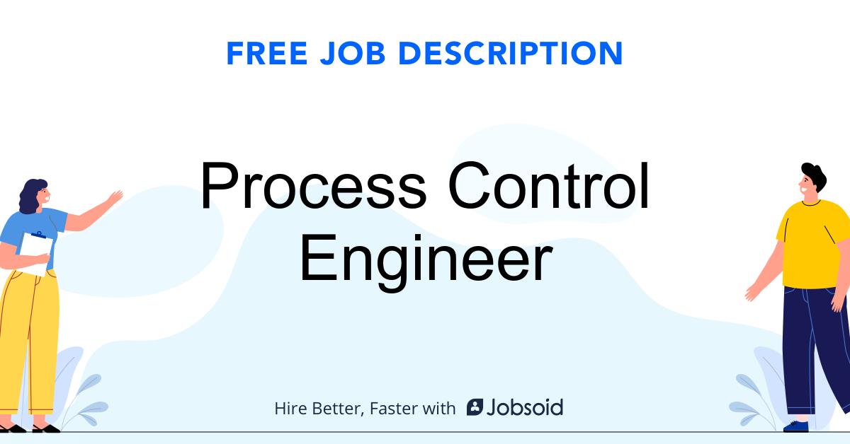 Process Control Engineer Job Description - Image