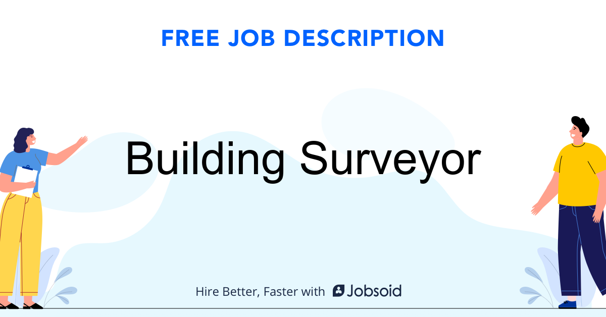 Building Surveyor Job Description - Image